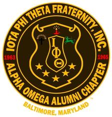 Alpha Omega Alumni Chapter logo