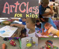 Kids Open Art Studio age 2 to 5