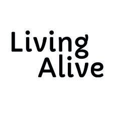 Living Alive logo