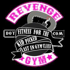 Revenge Gym's Prison Break logo