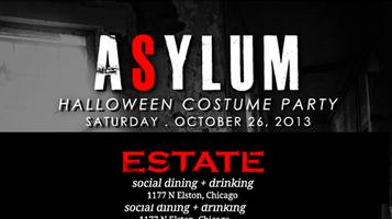 Asylum | Halloween Costume Party