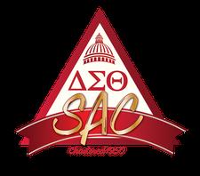 Sacramento Alumnae Chapter of Delta Sigma Theta Sorority, Inc.  logo