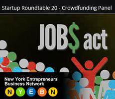 Startup Roundtable 20 - Crowdfunding Panel
