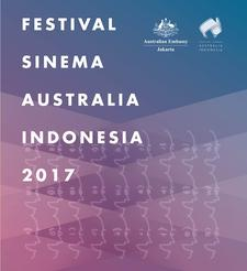 Festival Sinema Australia Indonesia 2017 logo