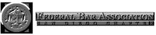 Federal Bar Association, San Diego Chapter logo
