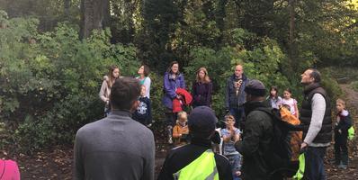 Autumn Brook community nature walk