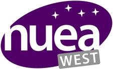 Northwestern University Entertainment Alliance (NUEA) West logo