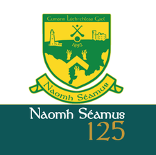 St. James' GAA logo
