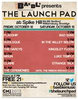 Baeblemusic Presents CMJ 2013: The Launch Pad at Spike...