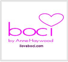 BOCI Anne Haywood logo