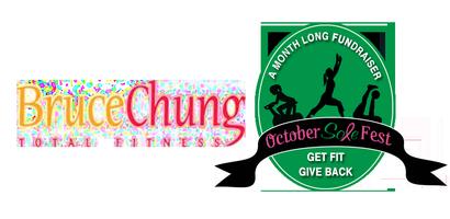 Bruce Chung * Tone -Cardio or Kick boxing  October...