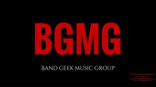 Band Geek Music Group LLC. logo