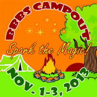 2013 Big Brothers Big Sisters Campout