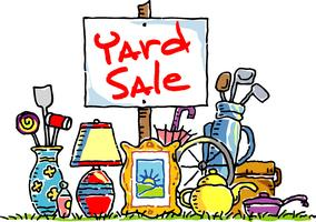 2nd Annual Ultimate Yard Sale