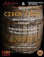 Cider Fest!