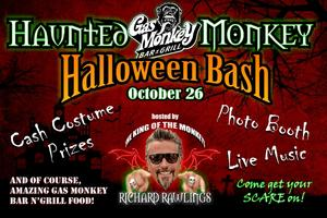 Haunted Monkey Halloween Bash