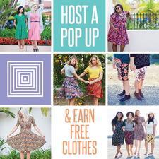 LuLaRoe SoFlo Pop-up Shop  logo