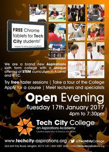 Tech City College logo