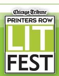 Chicago Tribune Printers Row Lit Fest logo