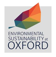 University of Oxford Estates Services Environmental Sustainability team logo