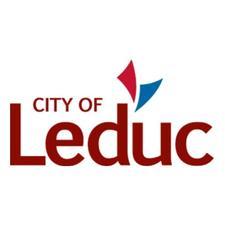 City of Leduc  logo