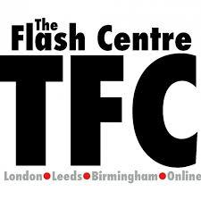Flash Centre logo