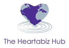 The Heartabiz Hub logo