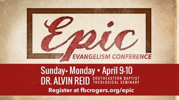 EPIC for Church Leaders with Dr. Alvin Reid