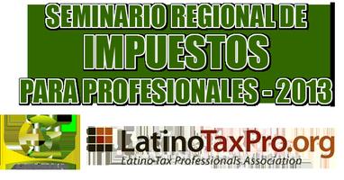 Seminario Regional de Impuestos para Profesionales