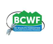 BC Wildlife Federation Wetlands Education Program logo