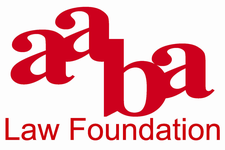 AABA Law Foundation logo