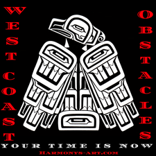 West Coast Obstacles logo