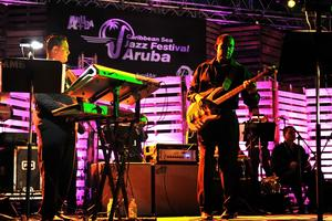 Aruba Jazz Festival May 21 - 26, 2014