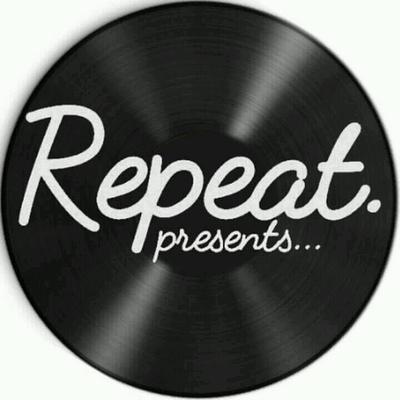 Repeat. presents logo