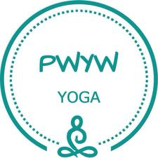 Pay What You Wish Yoga SG logo