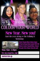 Colour Your World  - New Year New You Workshop