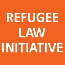 Refugee Law Initiative logo