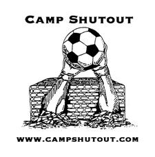 Camp Shutout  Goalkeeper Training logo