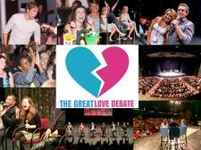 The Great Love Debate logo