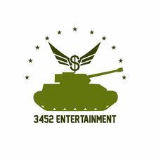 3452 Entertainment logo