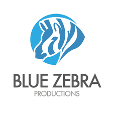 BLUE Zebra   Coaching- Events - Marketing logo