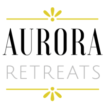 Aurora Retreats logo