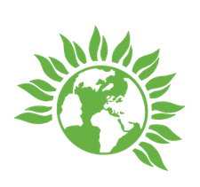Bath & North East Somerset Green Party logo