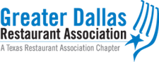 Greater Dallas Restaurant Association logo