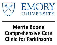 Emory University Merrie Boone Comprehensive Care Clinic for Parkinson's  logo