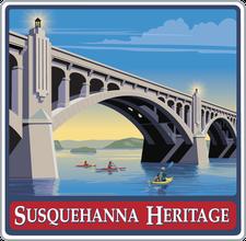 Susquehanna Heritage @ Columbia Crossing logo