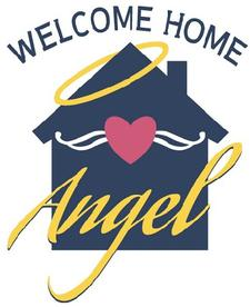 Welcome Home Angel logo