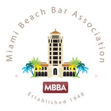 Miami Beach Bar Association logo