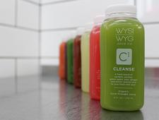 WYSIWYG Juice Co. logo