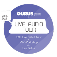 Gurus Presents the LIVE AUDIO TOUR - ATLANTA